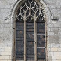La fenêtre du bras sud du transept (2016)