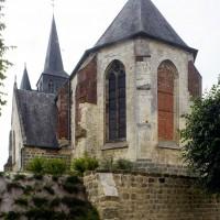 L'église vue de l'est (2016)