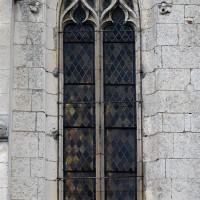 Fenêtre du mur sud de l'abside (2016)