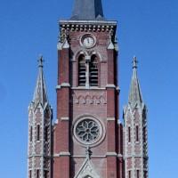 La façade vue de l'est (2008)