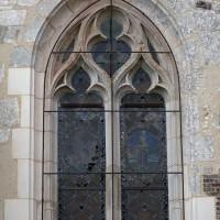 Fenêtre de la chapelle sud (2016)