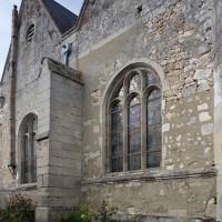 La chapelle sud vue du sud-est (2016)