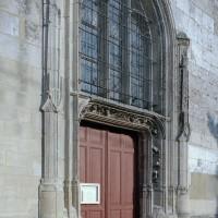 Le portail ouest vu du nord-ouest (2008)