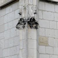 Contrefort à l'angle sud-est du bras sud du transept (2016)