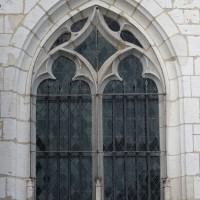Fenêtre est du bras nord du transept (2016)