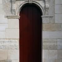 La porte sud de la nef (2016)