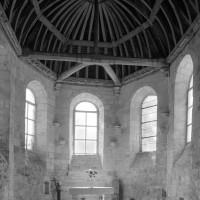 L'intérieur vu vers l'est (2000)