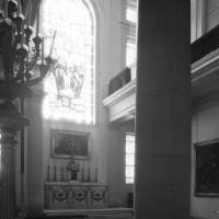 La chapelle vue vers le sud-est (2000)