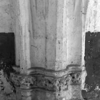 Retombée de voûtes dans la nef (2001)