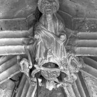 Clef de voûte de l'abside (2001)