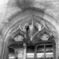 Fenêtre au sud de la nef (2001)