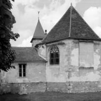 L'église vue de l'est (1979)