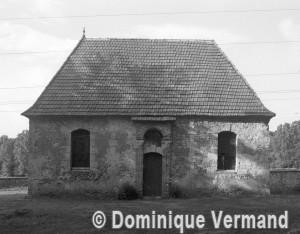 La chapelle vue du sud (1996)