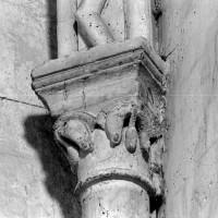 Chapiteau des parties hautes de la nef (1996)