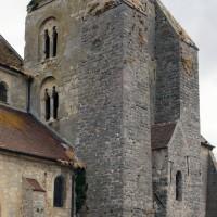 Le clocher vu du sud-ouest (2019)