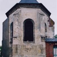Le chevet de l'église (2003)
