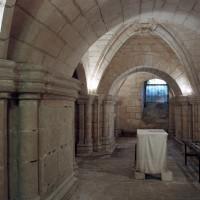 La crypte vue vers le sud (2008)