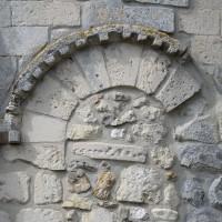 Fenêtre romane de l'abside (2019)