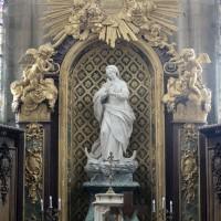 Le retable du maître autel (2016)