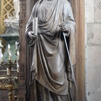Statue de saint Paul (2016)
