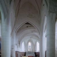 La croisée du transept vue vers l'est (2005)