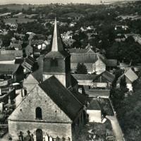 L'église vers 1960