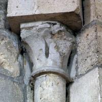 Chapiteau à la croisée du transept (2007)