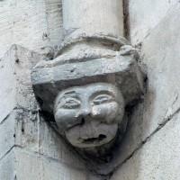 Cul-de-lampe à la croisée du transept (2007)