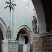 L'élévation nord de la nef (2006)