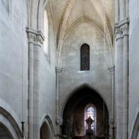 La nef vue vers l'est (2007)