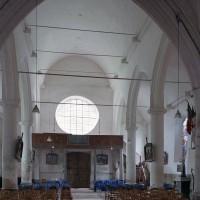 La nef vue vers l'ouest (2005)