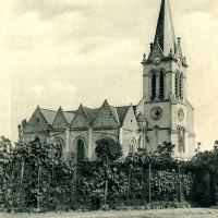 L'église avant la Guerre 14-18