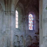 L'abside vue vers le nord-est (2006)