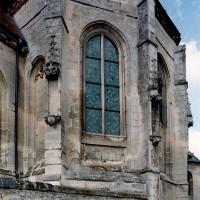 L'abside vue du sud-est (2008)