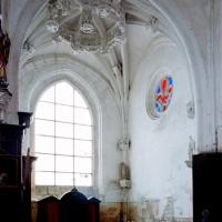La chapelle sud vue vers le sud-ouest (2008)