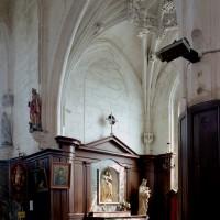 La chapelle sud vue vers le sud-est (2008)