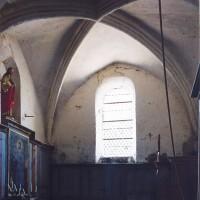 La chapelles sud vue vers le sud (2004)