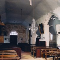 La nef vue vers le nord-ouest (2003)