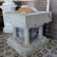 Cuve baptismale (2006)