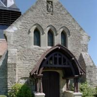 Façade sud du bras sud du transept (2007)