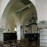 L'intérieur vu vers le nord-est (2007)