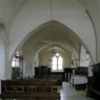 Le transept vu vers le nord (2007)