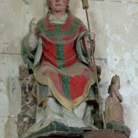 Statue de saint Nicolas (2005)