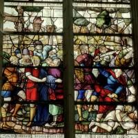 Vitrail du 16ème siècle (2003)