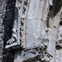 Détail du portail (2005)