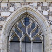La fenêtre axiale du choeur (2005)