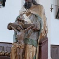Statue de Saint-Sauveur (2005)