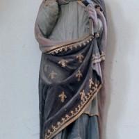 Statue de saint (2005)