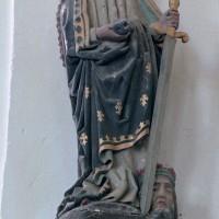 Statue de sainte (2005)