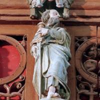 Statue d'un apôtre de la balustrade (2005)